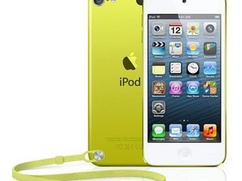 APPLE - ipod touch 64 go jaune (5me gnration) - new - Mp3