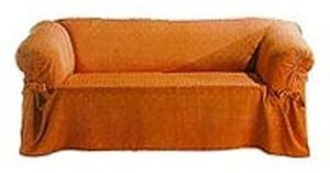Léa D'aubray -  - Sofaüberwurf