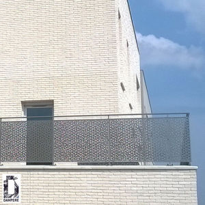 DAMPERE - grille optique - Geländer