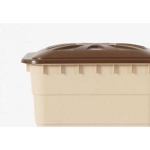 GARANTIA - kit cuve à eau 520 litres rectangulaire - Wassertank