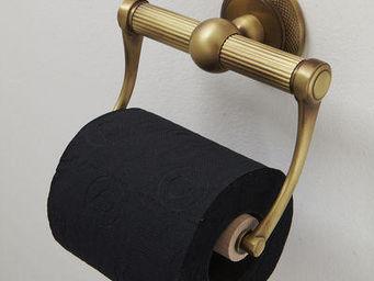 Cristal Et Bronze - ciselé - Toilettenpapierhalter
