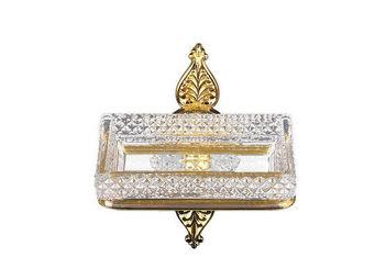 Cristal Et Bronze - palmette cristal - Wandseifenhalter