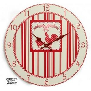 FAYE - horloge coco - Wanduhr