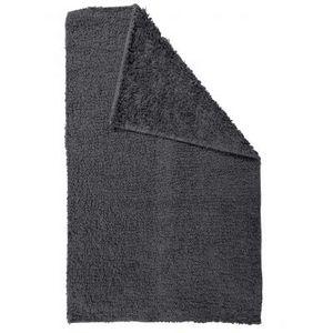 TODAY - tapis salle de bain reversible - couleur - gris - Badematte