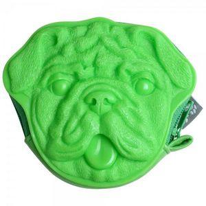 La Chaise Longue - porte-monnaie carlin vert - Brieftasche