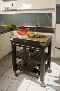 CHABRET -  - Küchenblock