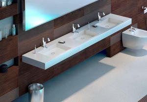 QUARE DESIGN -  - Waschtischplatte