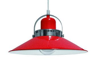 SEYNAVE - mirano - suspension rouge | suspension seynave des - Deckenlampe Hängelampe