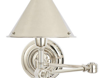 Ralph Lauren Home - anette swing arm sconce wall light - Flexiblen Wandleuchte