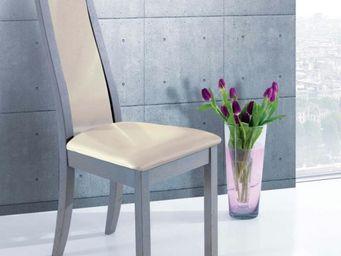 Ateliers De Langres - chaise ceram - Stuhl