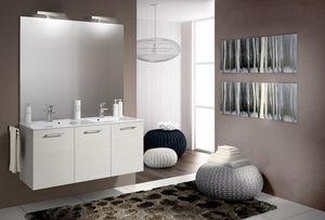 Delpha - graphic go120b - Waschtisch Möbel