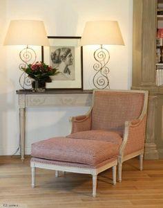Jcb Interieurs -  - Sessel Und Sitzkissen