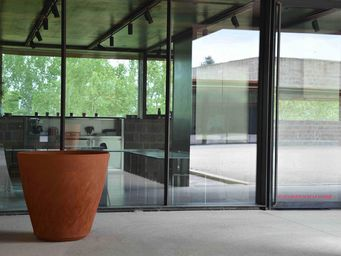 TERRES D'ALBINE - cuvier large size - Große Vase