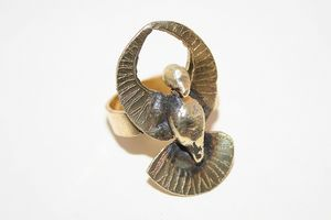 SZENDY GRINHILDA -  - Ring