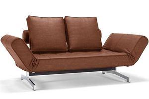WHITE LABEL - innovation living canapé lit design ghia faunal co - Klappsofa
