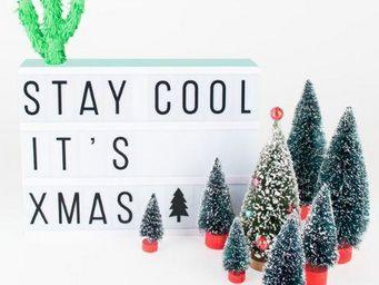 MY LITTLE DAY -  - Weihnachtstischdekoration