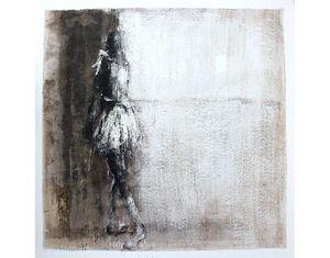 HANNA SIDOROWICZ - hommage à degas - Zeitgenössische Gemälde