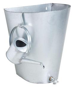 Aubry-Gaspard - récupérateur d'eau de pluie en zinc - Wassertank