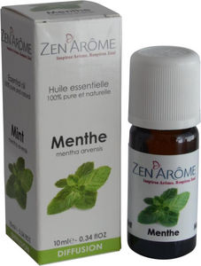 ZEN AROME - huile essentielle de menthe - Ätherisches Öl