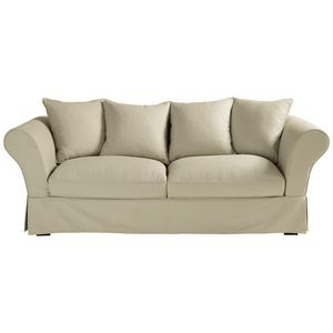 Maisons du monde - ro - Sofa 4 Sitzer