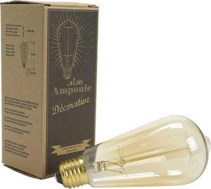 Amadeus - ampoule retro goutte - Led Lampe