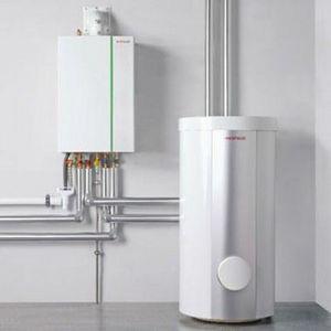 WEISHAUPT -  - Gas Kondensationskessel