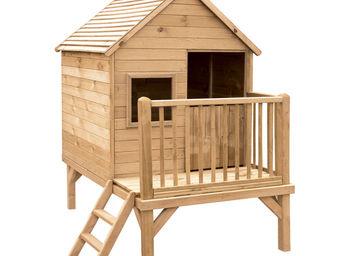 CEMONJARDIN - cabane pour enfant winny - Kindergartenhaus
