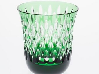 CRISTALLERIE DE MONTBRONN - flamme - Glas