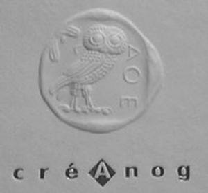 Creanog -  - Geprägtes Papier