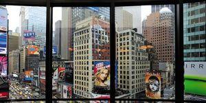 Nouvelles Images - affiche times square new york - Plakat