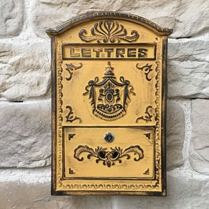 CHEMIN DE CAMPAGNE -  - Briefkasten