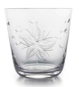 Rotter Glas - -sealife - Glas