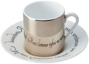 Raynaud - -anamorphoses - Kaffeetasse