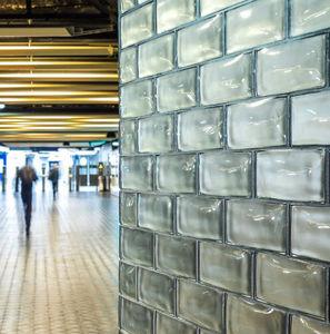 LA ROCHERE BATI - carreau métro--- - Glasbaustein