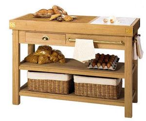 Maison Strosser - -recto verso-_ - Küchenblock