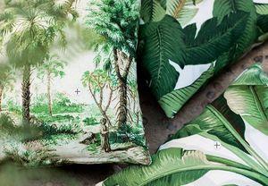 Guell Lamadrid - jamaica - Bedruckter Stoff