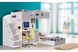 CHLOE DESIGN -  - Kinderbett