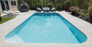 Piscines Waterair - sara9 - Traditioneller Swimmingpool