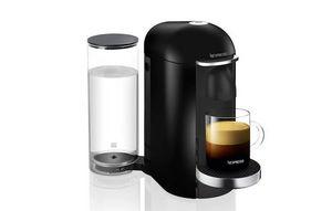 Nespresso France - vertuo plus noire - Espressomaschine