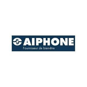 AIPHONE - portier vidéo 1407728 - Eingangs Videoüberwachung