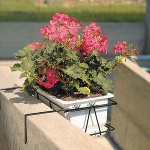 Metallurgica Buzzi -  - Blumenkastenhalter