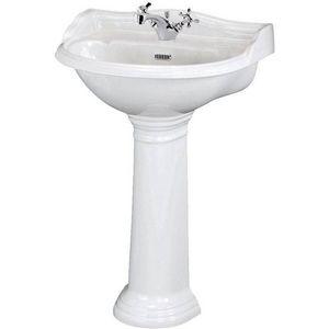 HUDSON REED - lavabo sur colonne ou pied 1420158 - Fuß Oder Säulenwaschbecken