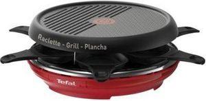 Tefal - appareil à raclette électrique 1424248 - Raclettegerät
