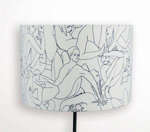 Des Idées dans l'Atelier - le couple - Lampenschirm