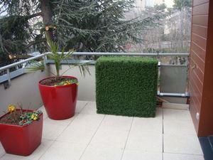 REFLETS NATURE -  - Klimaanlagenabdeckung