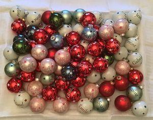 HOMBELINE CRÉATIONS -  - Weihnachtskugel
