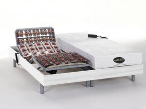 NATUREA - literie relaxation lysis - Elektrischer Entspannungsbettenrost