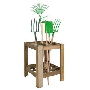 GAMM VERT -  - Gartenwerkzeugschrank