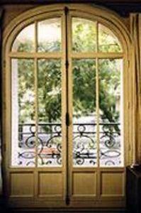 Isofrance -  - Fenstertür, Zweiflügelig
