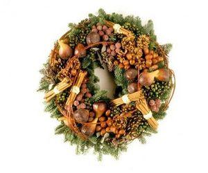 Kenneth Turner - christmas wreath - Weihnachtskranz